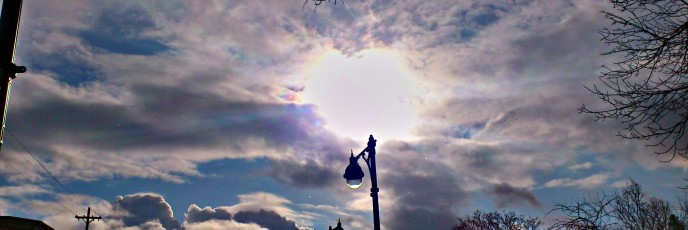 Glebe Sunshine HDR 2011